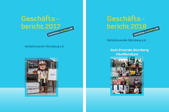 Geschäftsberichte NÜRNBERG Tourismus