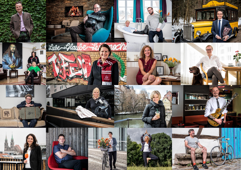 Neue online kampagne gast freunde n rnberg n rnbergs for Design boutique hotel vosteen