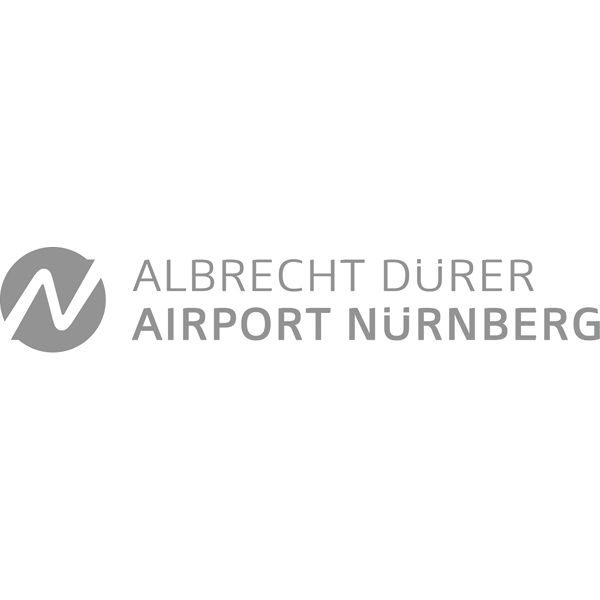 Partner Logo: International Airport Nürnberg