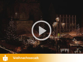 Video Christkindlesmarkt in Nürnberg