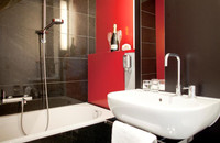 art & business hotel - Badezimmer