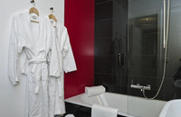art & business hotel - Badezimmer Superior