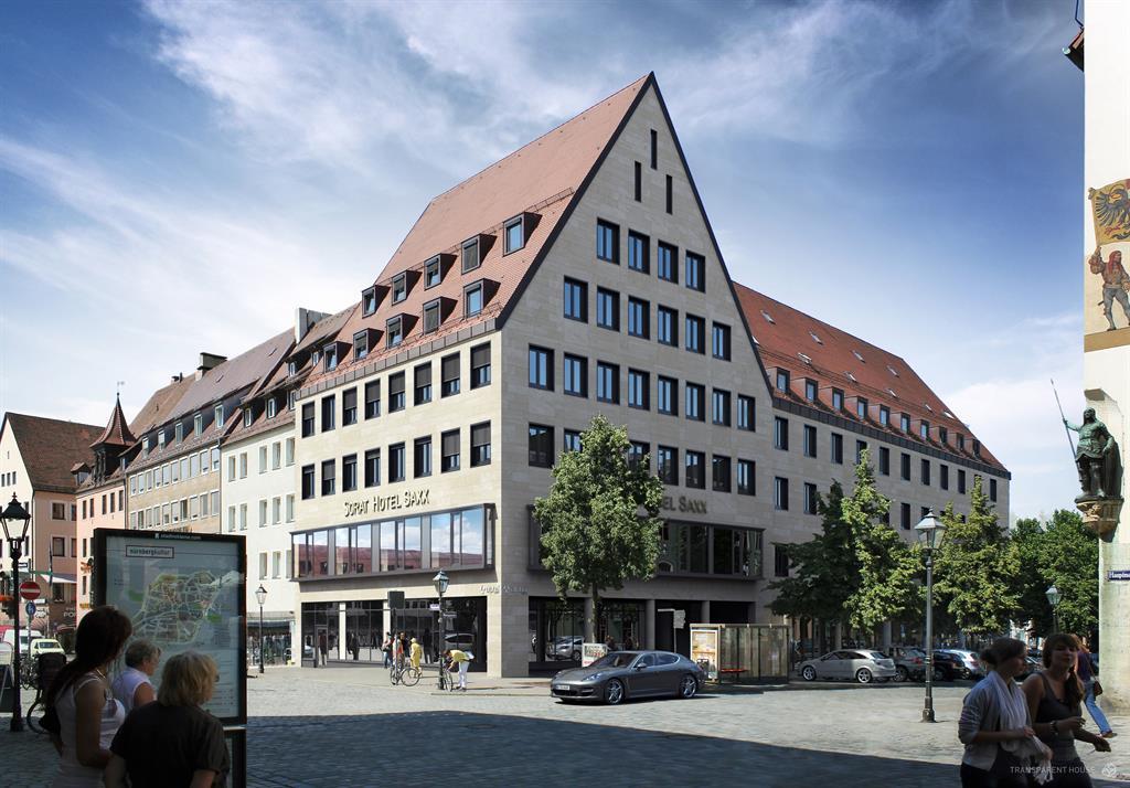 Sorat hotel saxx congress und tourismus zentrale n rnberg for Nurnberg hotel