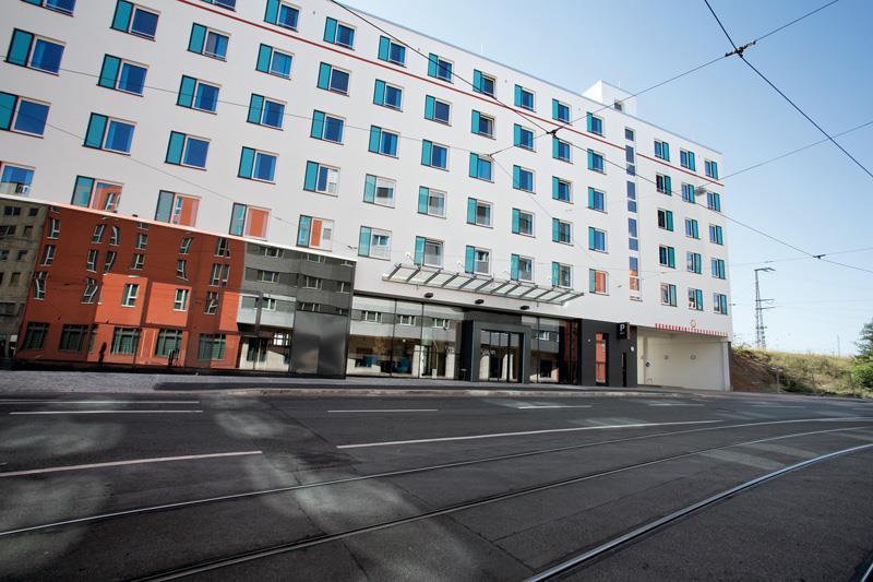 Motel One Nürnberg Bahnhof