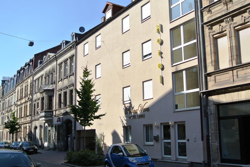Hotels congress und tourismus zentrale n rnberg for Central de reservation hotel